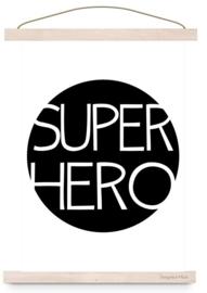 Poster Super Hero