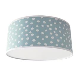 Plafondlamp stip poedergroen