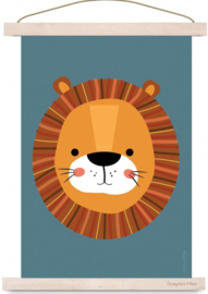 Poster Lion