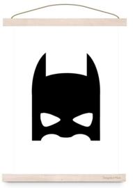 Poster Super Hero mask