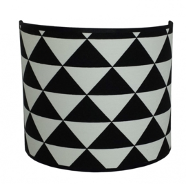 Wandlamp geometric