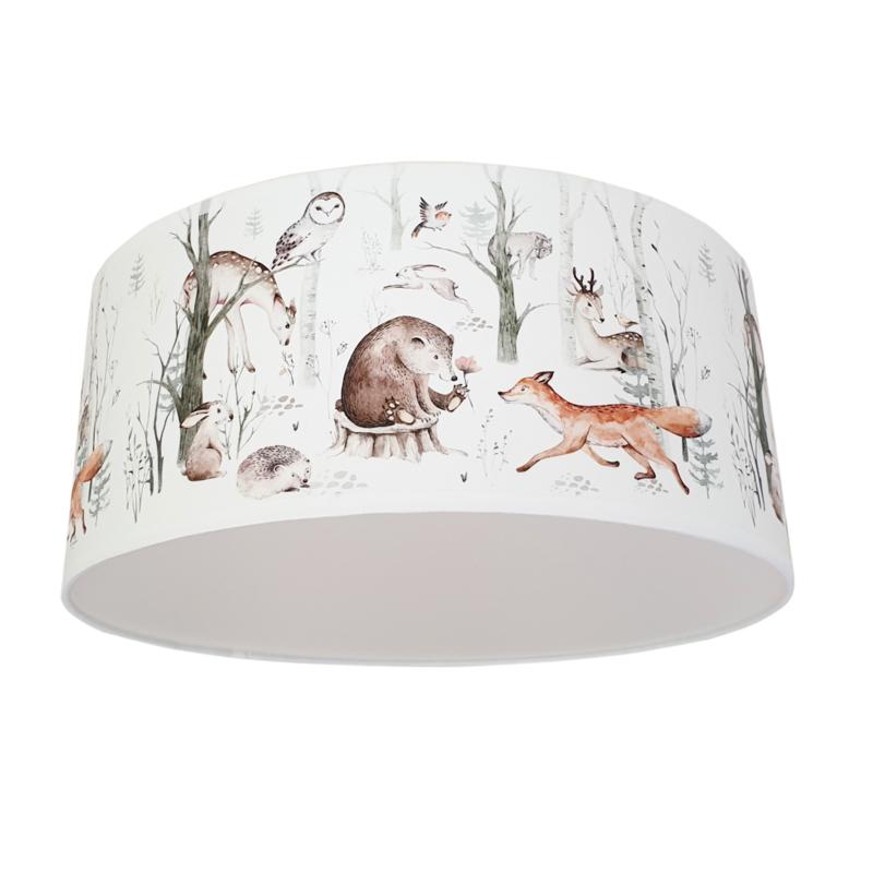 Plafondlamp Forest friends