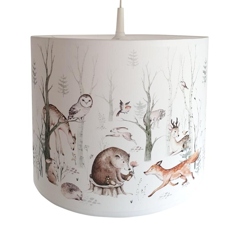 Kinderlamp Forest friends