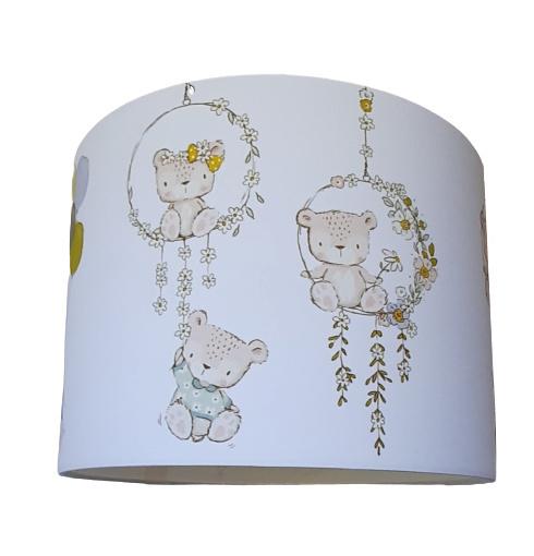 Kinderlamp Beertjes