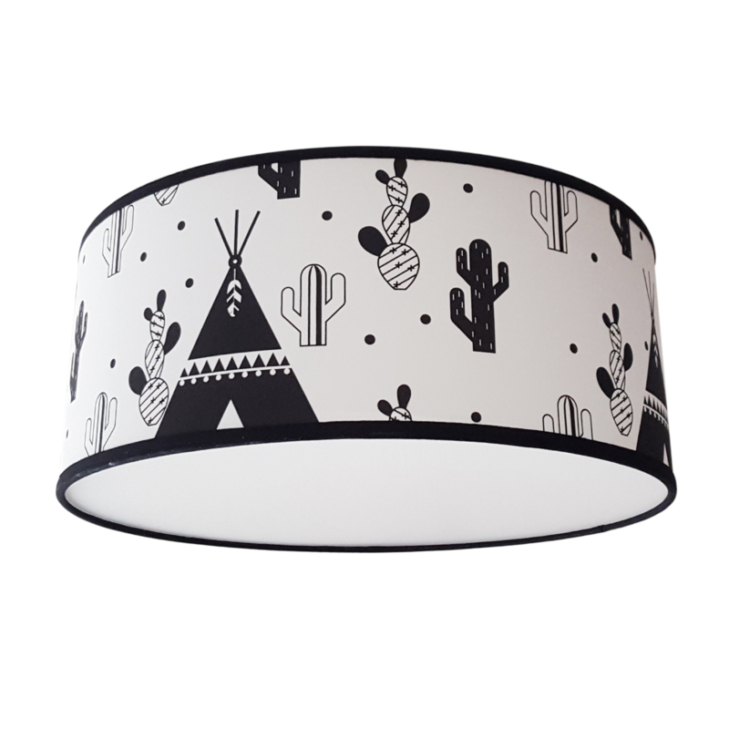 Plafondlamp Tipi