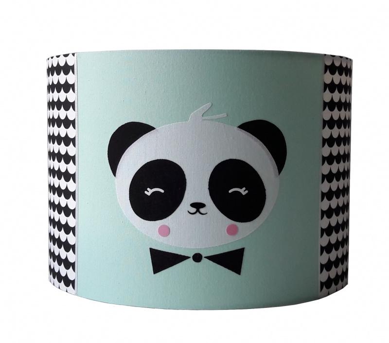 Lampenkap Panda