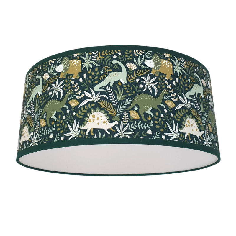 Plafondlamp dino botanisch
