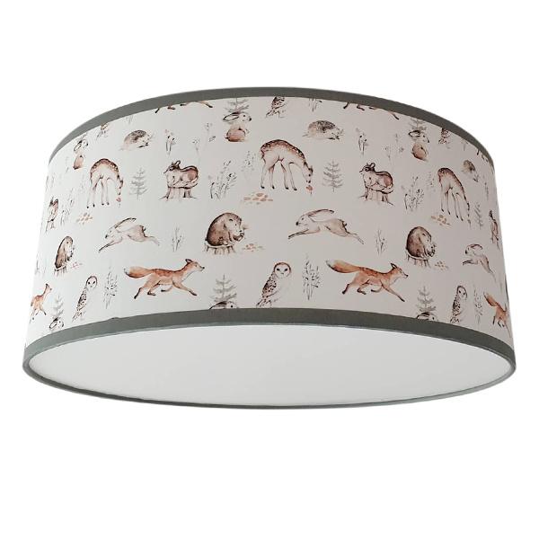 Plafondlamp Forest Friends klein