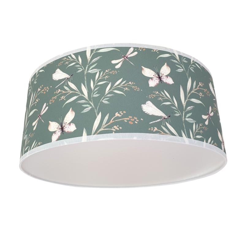 Plafondlamp Vlinders en Libelles