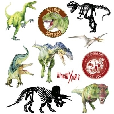Tattoos T-Rex World