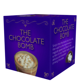 CHOCOLATE BOMB 12 IN DISPLAY