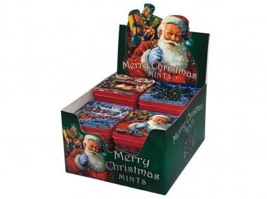 Merry Christmas Mints FD105