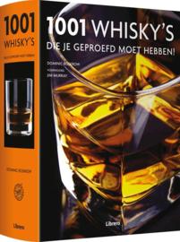 Dominic Roskrow : 1001 Whisky's die je geproefd moet hebben