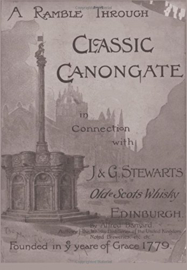 Alfred Barnard : A Ramble Through Classic Canongate
