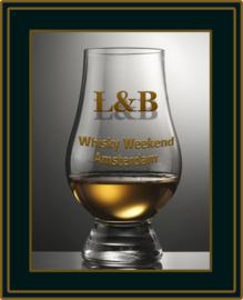 L&B Whisky Weekend Amsterdam: 17 en 18 januari 2020