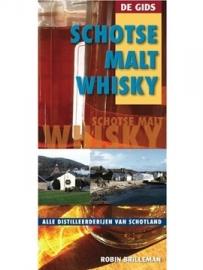 Robin Brilleman: De Gids - alle whiskydistilleerderijen van Schotland