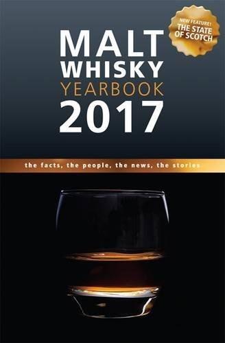 Ingvar Ronde : Malt Whisky Yearbook 2017