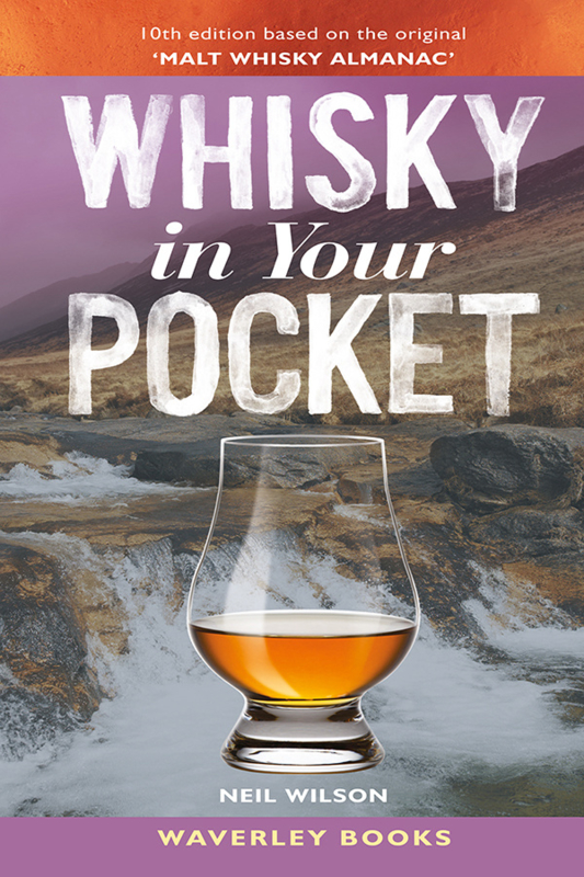 Neil Wilson; Whisky in your Pocket - 10de editie