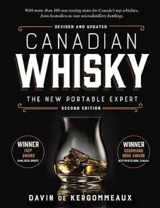David De Kergommeaux : Canadian Whisky, Second Edition