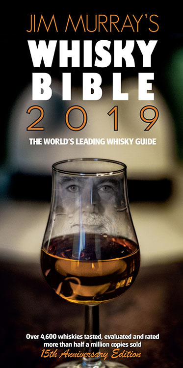 Jim Murray : Whisky Bible 2019