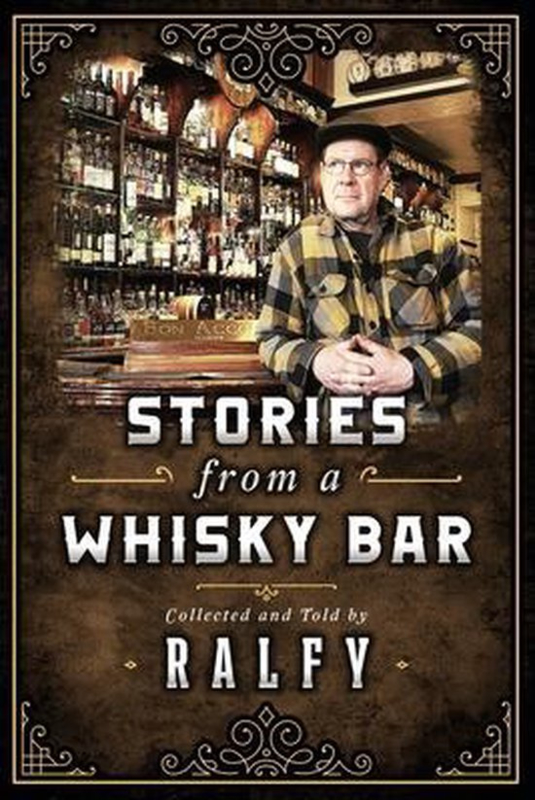 Ralfy Mitchell: Stories from a whisky bar