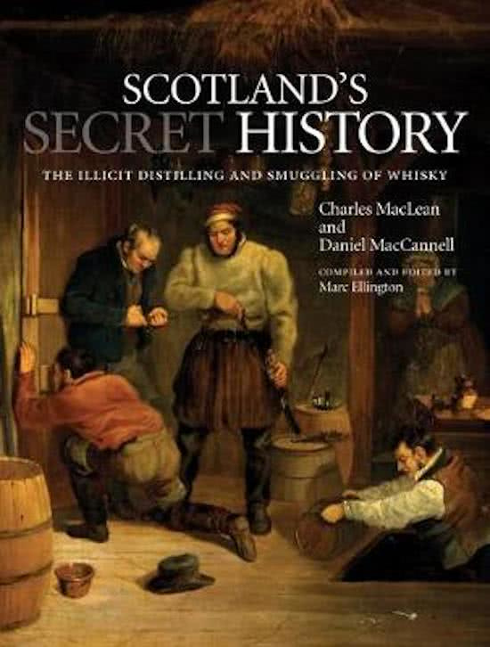 Charles Maclean : Scotland's Secret History