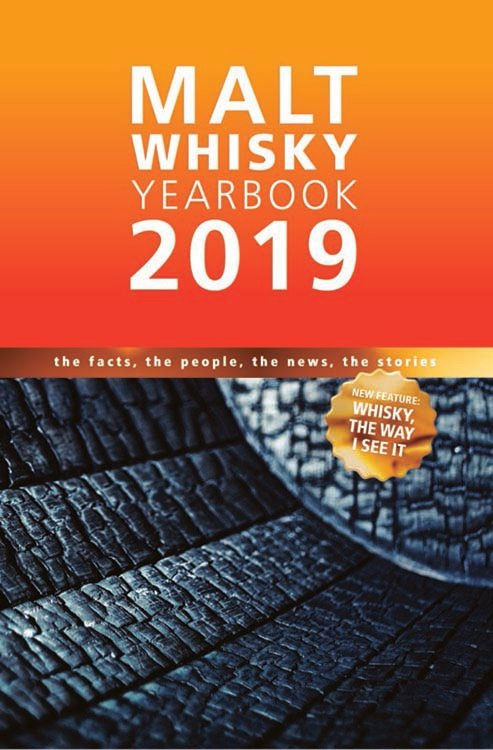 Ingvar Ronde : Malt Whisky Yearbook 2019