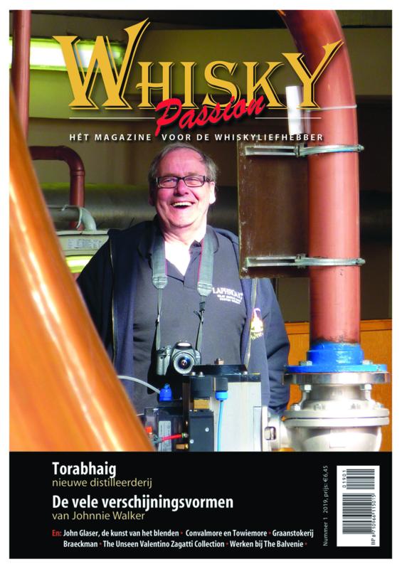 Whisky Passion -Jaarabonnement