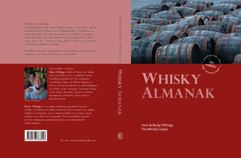 Hans & Becky Offringa : Whisky Almanak: 6e editie