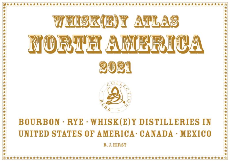 Atlas Whisk(e)y Distilleerderijen Verenigde staten, Canada en Mexico