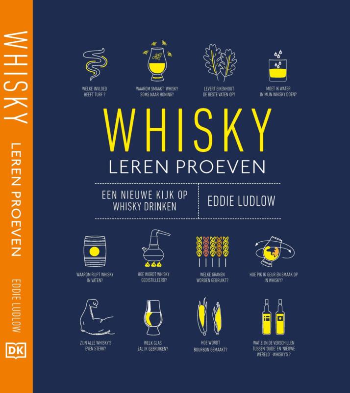 Eddie Ludlow: Whisky Leren proeven