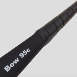 Bow 95c mat zwart, 95% carbon
