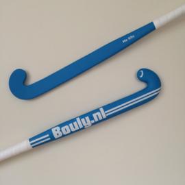 He85c, Mat blauw 65% carbon, 37,5 inch