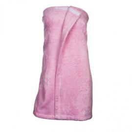 Saunakilt 150x70, licht roze