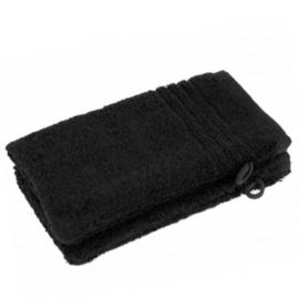 5 stuks washanden zwart 21 x 16 cm