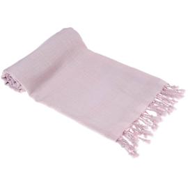 Hamamdoek, Xpada - Licht roze, 190x90 cm