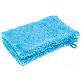 Washand blauw 21 x 16 cm