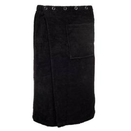 Saunakilt 180x65, zwart