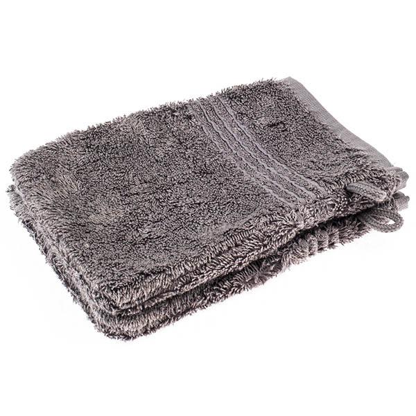 5 stuks washanden grijs 21 x 16 cm
