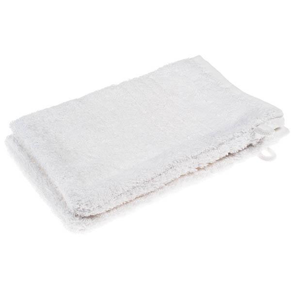 5 stuks washanden wit 21 x 16 cm