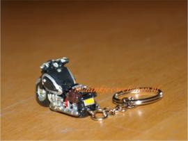 Sleutelhanger motor custom