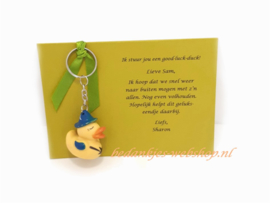 """Good-luck-duck"""