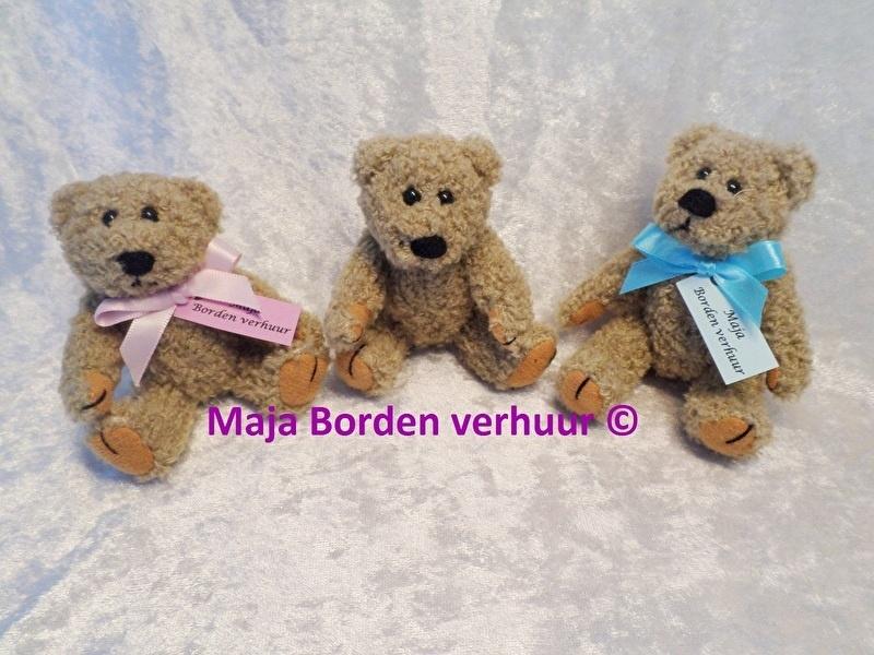 """Beertje """"Teddy"""" pluche"""