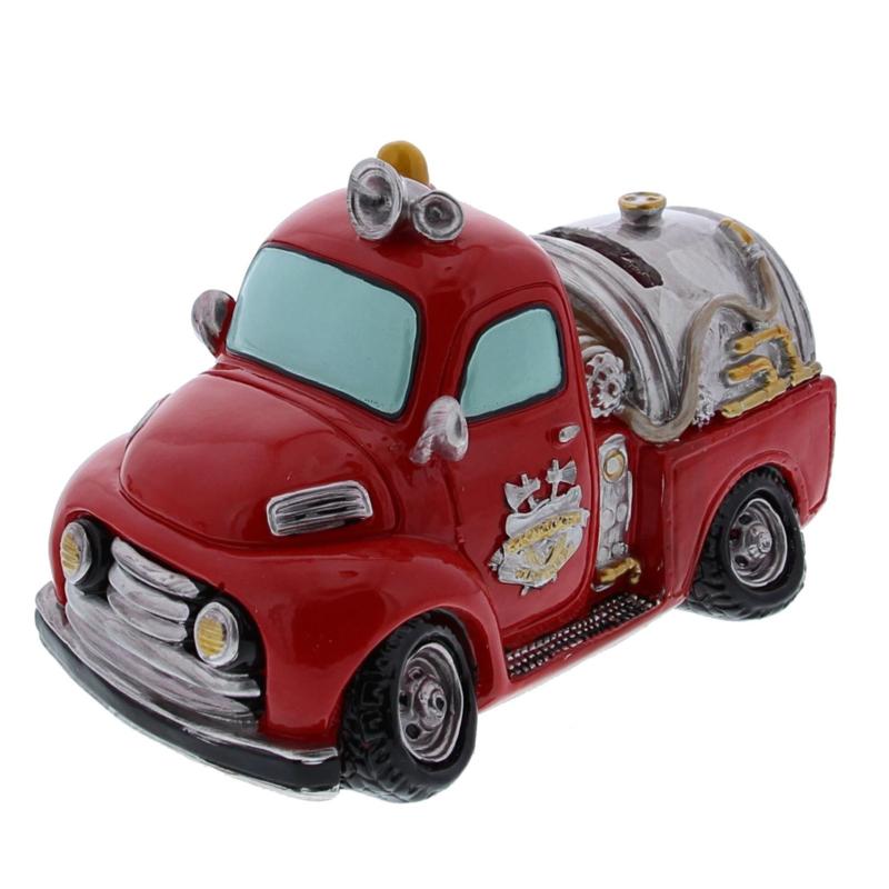 Brandweerwagen spaarpot