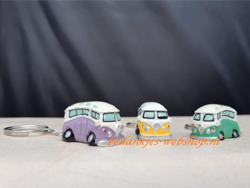 Sleutelhanger Volkswagen busje T1