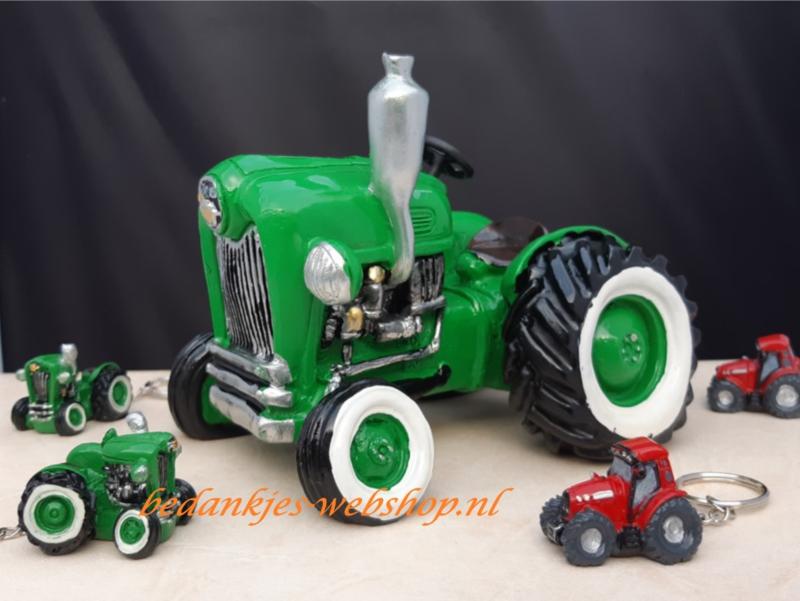 """Spaarpot tractor groen """"Oldy"""""""