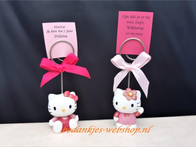 Kaart/Fotohouder Hello Kitty (licentie)