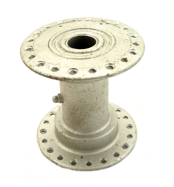 Sidecar wheel hub 40 holes, steel