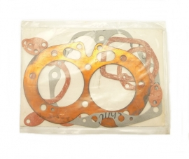 Norton 850 Commando MK2 - MK3 decoke gasket set copper