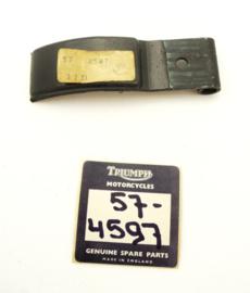 BSA Rocket 3 / Triumph Trident T150V Primary chain tensioner blade, Partno. 57-4597 (57-4937)